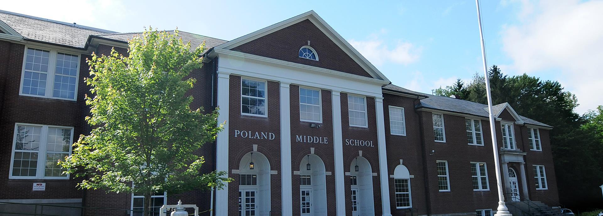 Poland Middle School