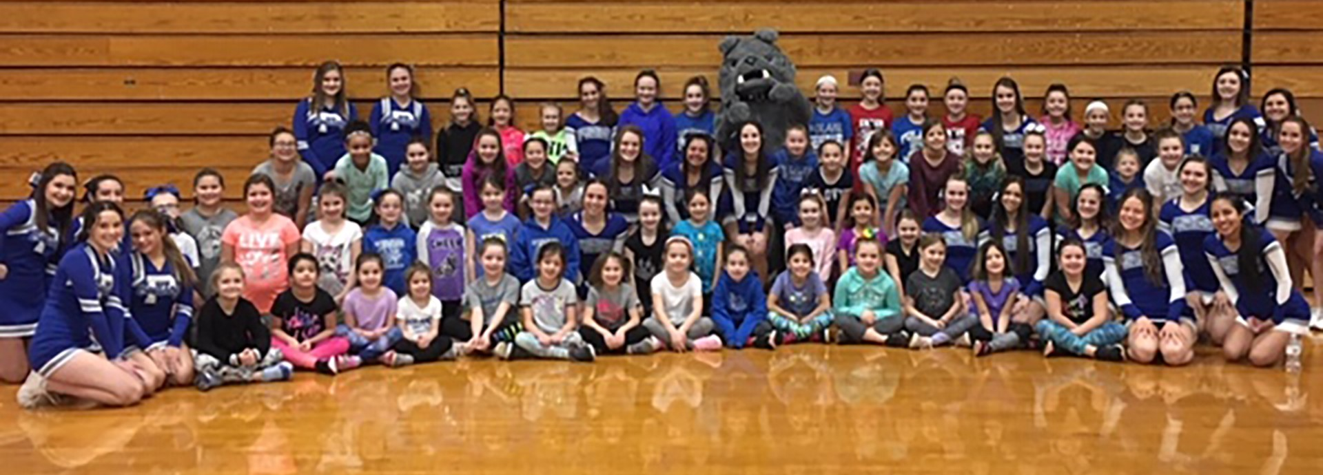 PSHS Youth Cheer Clinic